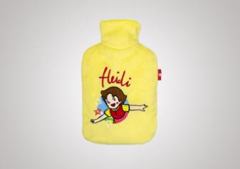 Ökowärmflasche «Heidi»